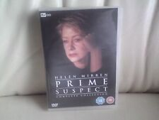 Prime Suspect The Complete Collection DVD,10 DISCS,VGC.