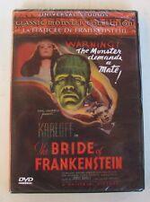 DVD THE BRIDE OF FRANKENSTEIN - Boris KARLOFF - James WHALE - NEUF