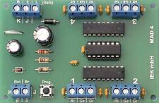Weichendecoder NRMA DCC Standard, IEK mbH NEU!