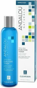 Willow Bark Pure Pore Toner by Andalou Naturals, 6 oz