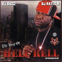 DJ DIGGZ The Best of Hell Rell Dipset NYC Hip Hop Mixtape Mix CD