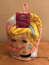 DISNEY PRINCESS WASH MITT/FLANNEL/MIT BATH SHOWER EXFOLIATOR PRIMARK FUN GIRLS