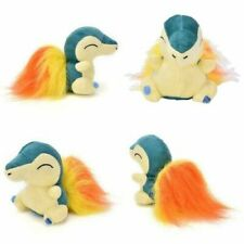 """Pokemon Center Cyndaquil Fire Pokedoll Stuffed Animal Plush Doll Toy 6.5"""""""