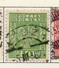 Poland 1929-38 Early Issue Fine Used 10g. 190906