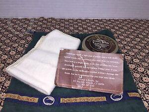*Rare*Vintage*Dooney & Bourke*Polish Set*Dooney Bag*#16300H-Collector's Item*