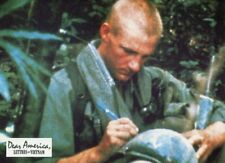 DEAR AMERICA: LETTERS HOME FROM VIETNAM 1988 VINTAGE LOBBY CARD #2