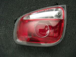 Fiat 500 - Left Rear Taillight Assembly - 2012 13 14 15 16 17 18 19
