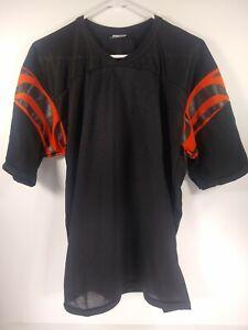 Vintage 80's Cincinnati Bengals Official NFL RAWLINGS Jersey Size M Blank Unused