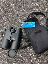 New listing Bushnell 21-1242 12x42mm Waterproof Binoculars w/ neck strap & case -Used-