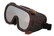 SteamPunk Cosplay Apocalypse Single Lens Laboratory Goggles Copper, NEW UNUSED