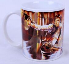 "Han Solo Star Wars 2011 Coffee Mug Cup Appx  3 x 3.75"""