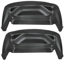 Husky Liners Rear Wheel Well Guards For 07-14 Silverado