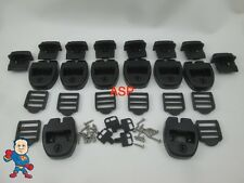 8X Spa Hot Tub Cover Latch Strap Repair Kit, Key Hot Spring Caldera Video How To