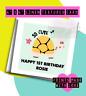 Personalised tortoise birthday card , son , nephew , daughter , niece , cute