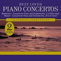 Best Loved Classical Piano Concertos BRAND NEW SEALED MUSIC ALBUM CD - AU STOCK