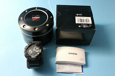 CASIO G-SHOCK GA-110-1BER, Analog, Digital, black, watch, 5146, new batteries!