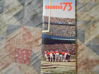 1973 DENVER BRONCOS MEDIA GUIDE Yearbook NFL Football Press Book Program Den AD