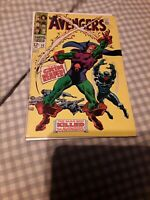 The Avengers #52 VG+ 4.5 1st Grim Reaper Appearance; Black Panther Joins