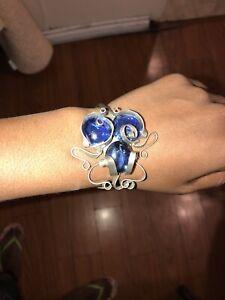handmade Fork bracelet women