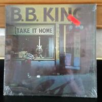 B.B. KING Take It Home FACTORY SEALED New Vinyl LP 1979 MCA-3151
