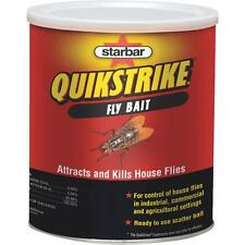 Starbar QUICKSTRIKE Golden Malrin 5# Can Granulated Fly Bait Killer Poison