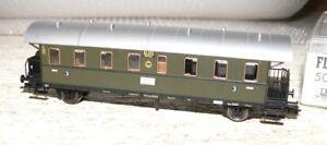 F25  Fleischmann 5072 K Personenwagen  Donnerbüchse  3. Klasse  DRG