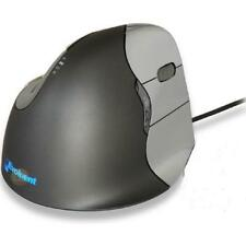 Evoluent VM4R Mouse VerticalMouse 4 Right USB 6 Button Brown Box