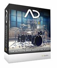 XLN Audio Addictive Drums 2 - Genuine License Serial - Digital Delivery