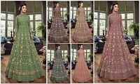 Indian Designer Anarkali Pakistani Kameez Ethnic Partywear Salwar Kameez Suit FM