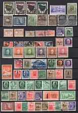 New ListingItaly & Area + Fiume Old Lot 163 Mint or Used Stamps See Scans