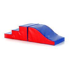 Implay Soft Play PVC Foam Children's First Climb & Slide Play Set Activity Toy