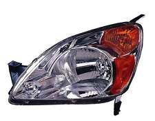 New Honda CRV 2002 2003 2004 left driver headlight head light