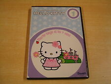DVD / HELLO KITTY 1 -  BLANCHE-NEIGE ET LES 7 NAINS