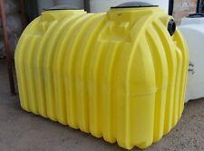 1,000 Gallon below ground Septic tank