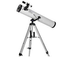 NEW 675x Zoom Astronomical Telescope 114mm Aperture with Slow Motion Control Rod