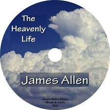 The Heavenly Life, James Allen Spiritual Audiobook on 1 MP3 CD Free Shipping