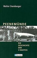 Peenemünde: Die Geschichte der V-Waffen von Dornberger, ...   Buch   Zustand gut