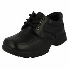 Wholesale Boys School Shoes 16 Pairs Sizes 11-5  N1094