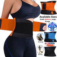 Waist Girdle Belt Sport Body Shaper Cincher Trainer Tummy Corset Belly Training.