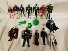 Justice League Unlimited JLU Lot. 13  Batman - Supergirl Darkseid, Green Lantern
