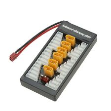2S-6S Lipo Parallel Balance Charge Plate XT60 Plug for IMax B6 B6AC Charger Q3N4