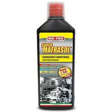 SUPERMAFRASOL Sgrassante Professionale Industriale per sporchi tenaci MAFRA