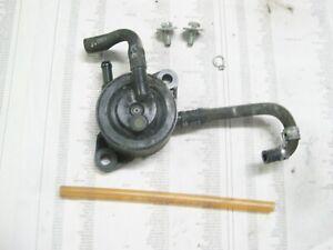 Karcher G2650OH PW Honda GC190A Fuel Pump Assembly Part 16700-Z0J-003