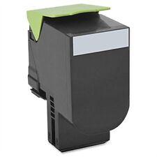 Lexmark 80C1SK0 801sk Black Standard Yield Tonr Return Program Toner Cartridge