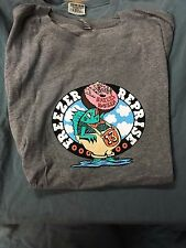 Phish Jim Pollock Limited Freezer Reprise T-Shirt S Ben & Jerry's Bakers Dozen