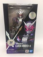 S.H.Figuarts Masked Kamen Rider ZI-O Action Figure BANDAI NEW from Japan