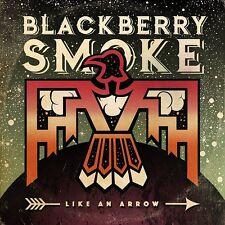 BLACKBERRY SMOKE LIKE AN ARROW CD ALBUM (October 14th, 2016)