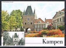 Nederland Voorgefrankeerde ansichtkaart Kampen Koornmarktspoort - postcard
