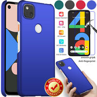 For Google Pixel 4a Luxury Ultra Slim Shockproof Hard PC Protective Case Cover