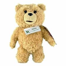 TED PG VERSION 8 INCH TALKING PLUSH MOVIE BEAR NWT SOLD OUT!